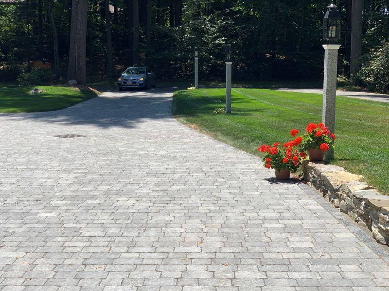Driveway, New Driveway, Driveway Landscaping