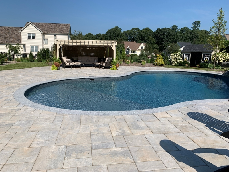 LUXURY POOLSCAPE-WESTFIELD, MA-01085
